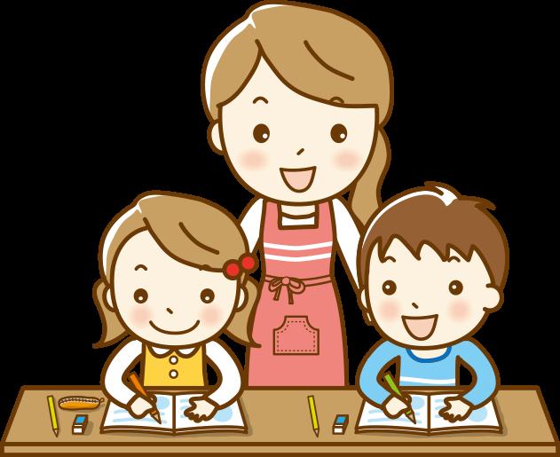 小学校・支援学校での見学項目の例